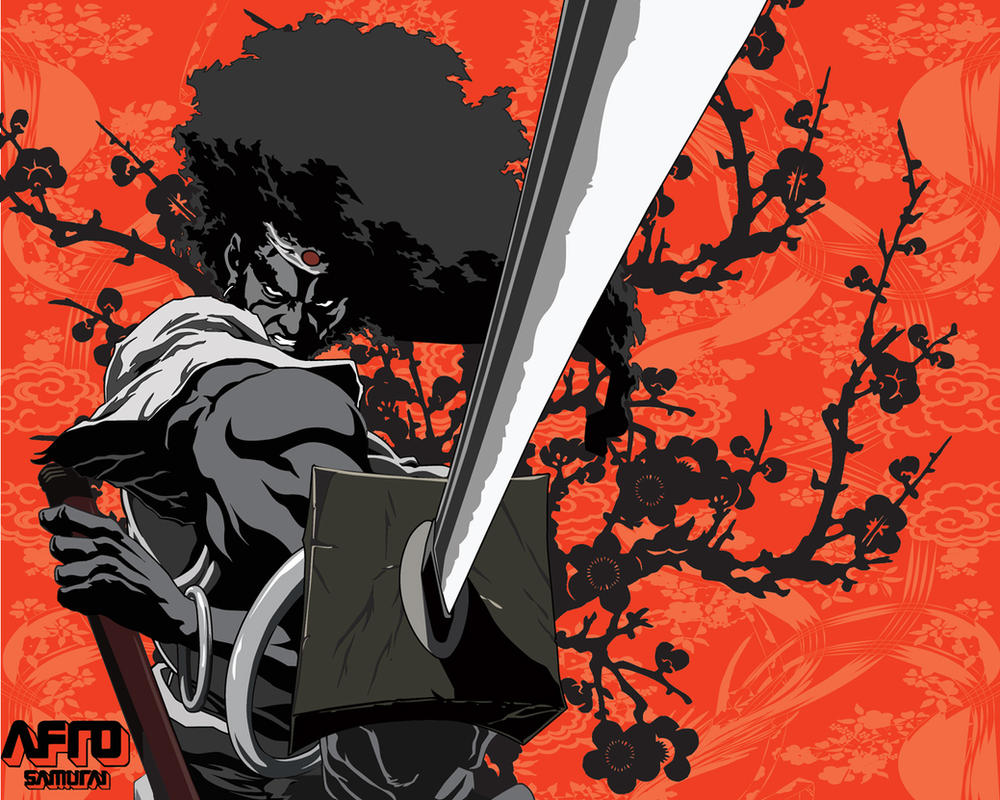 afro samurai by kendos