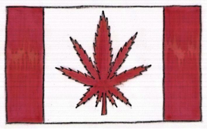 BAD CANADA by Untilia
