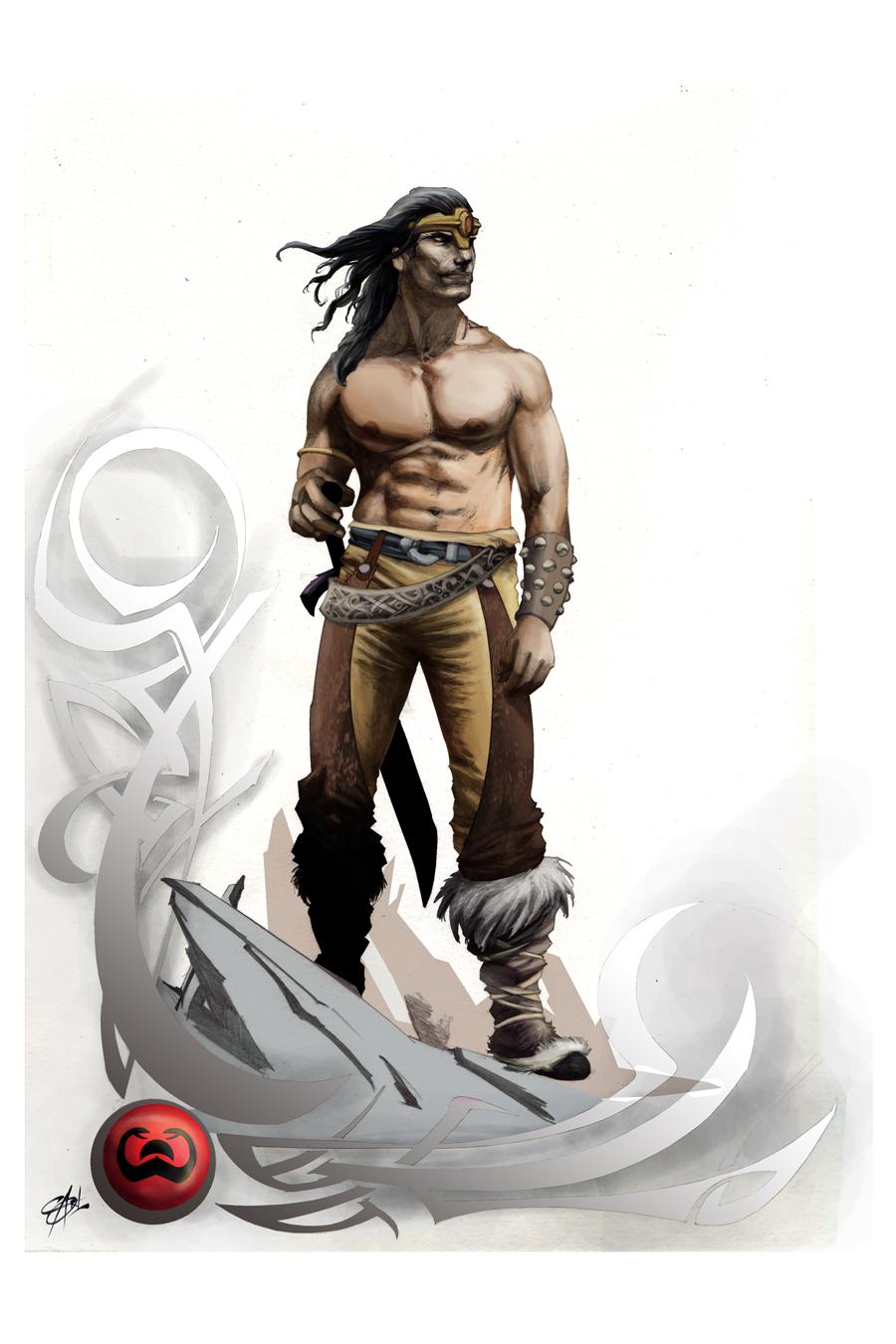 Age of Conan by Shadowgrail