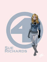 Sue Richards by Shadowgrail