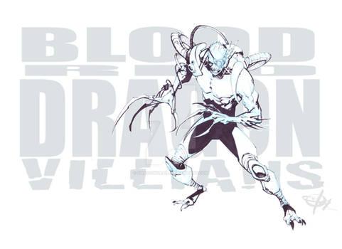 B.R.D. Villians : Soldier