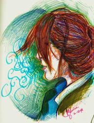 Breath Sketch Series Pt1
