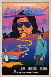 Low Blow - Poster by ElMrtev