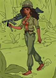Esmeralda - Nam - Redux by ElMrtev