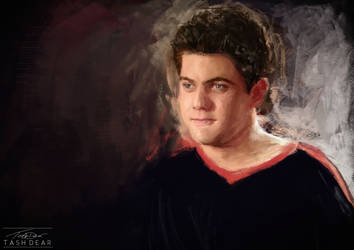 Pacey Witter Digital Painting