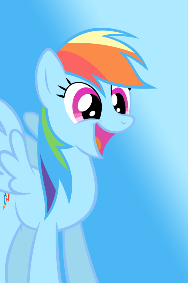 Cute Rainbow Dash Wallpapers Collection 8 Wallpapers