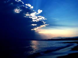 Blue blue skies by JonazH10