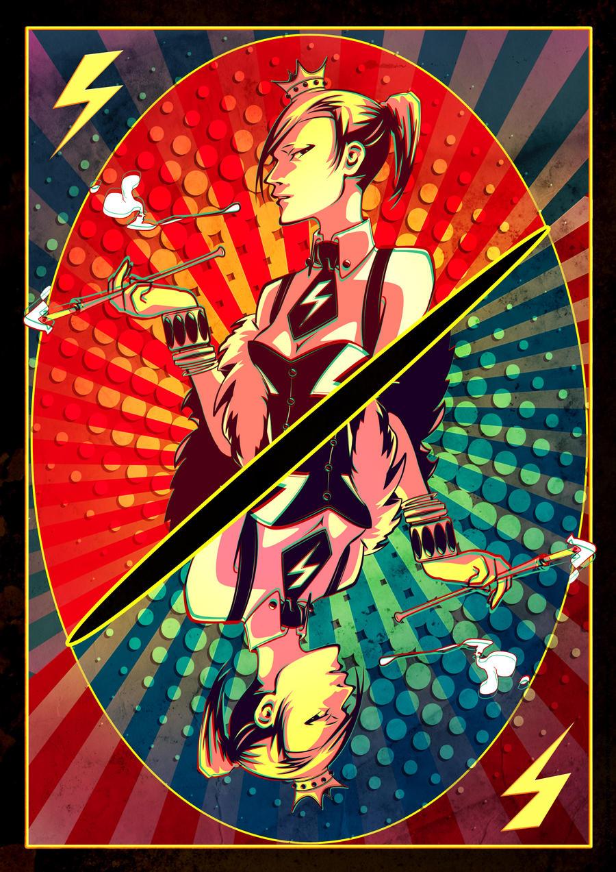 ::Lady Disco Flash:: by LaDameDePique