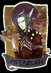 Necromancia 2012 - Astaroth by LaDameDePique