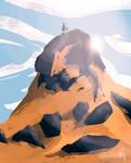 Desert Rock Shaman