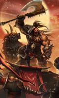 Fight for Hellscream