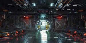 hypersleep chamber scene II