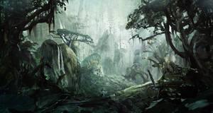 foresta by Najeeb-Alnajjar
