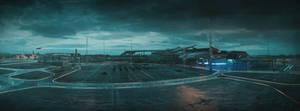 Sci Fi Airport -2