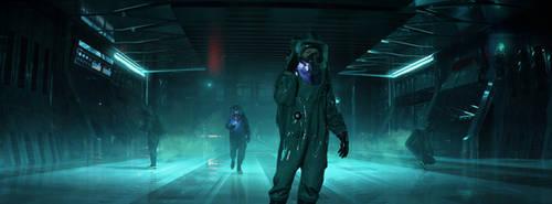 Sci Fi Airport -11