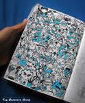 Graffiti Gang Doodle