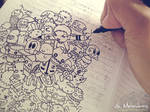 Unfinished Doodle