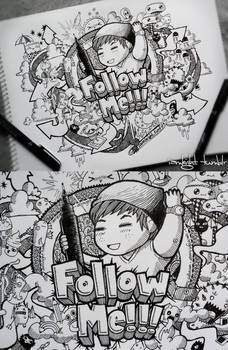 Follow Me Doodle