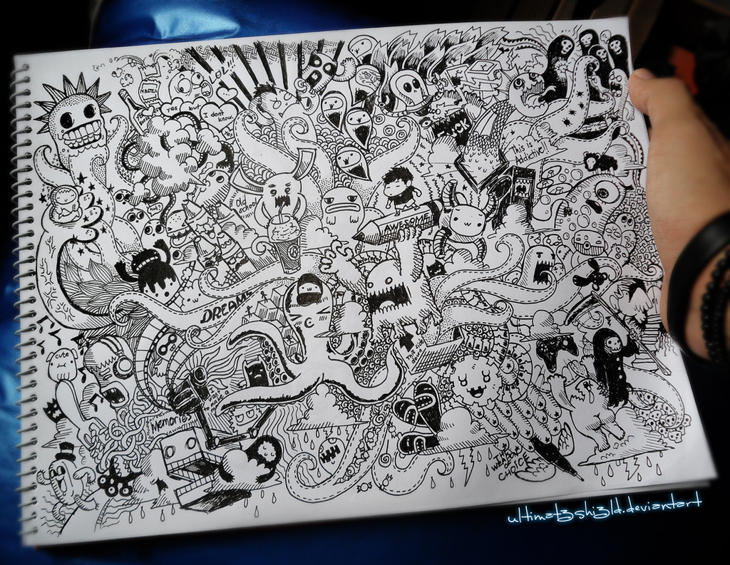 Doodle     by lei-mele...