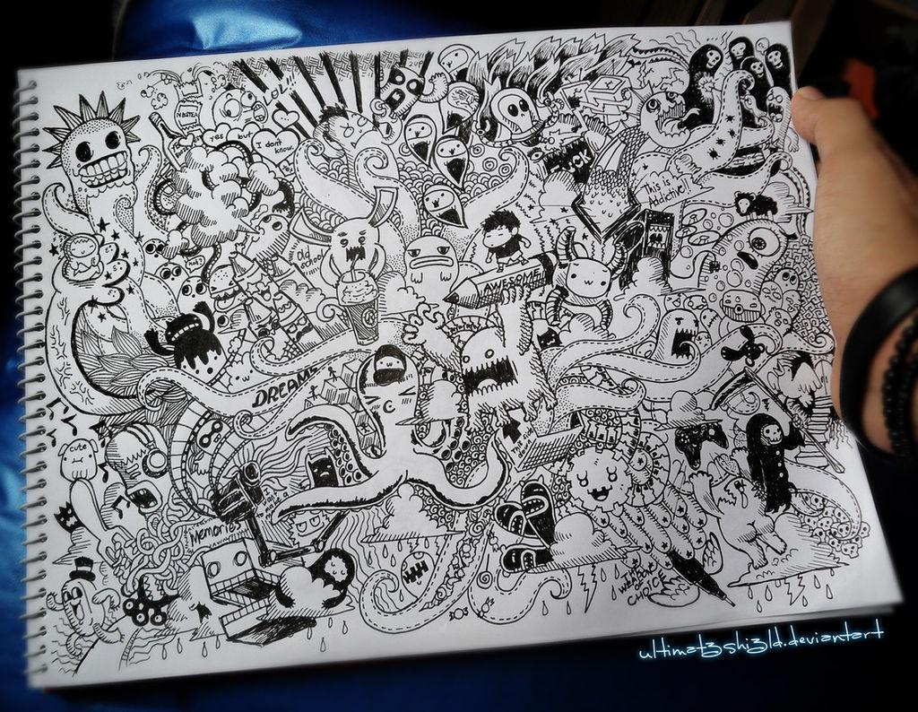 Doodle....