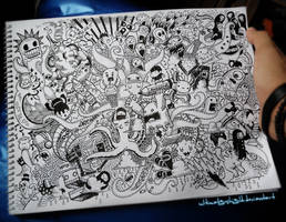 Doodle.... by LeiMelendres