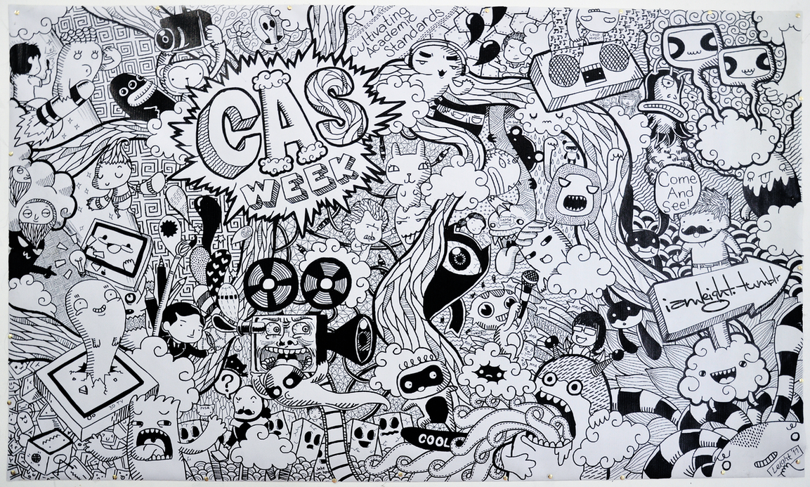 Easy Doodle Art Designs : Doodle: blow your mind by leimelendres on deviantart
