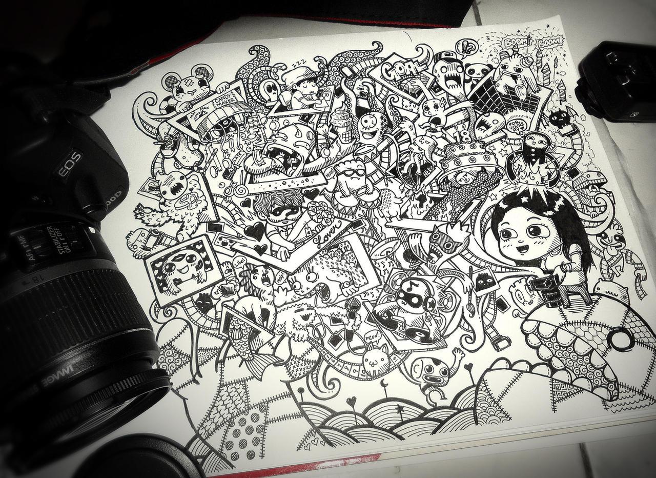 Doodle: A Photographer