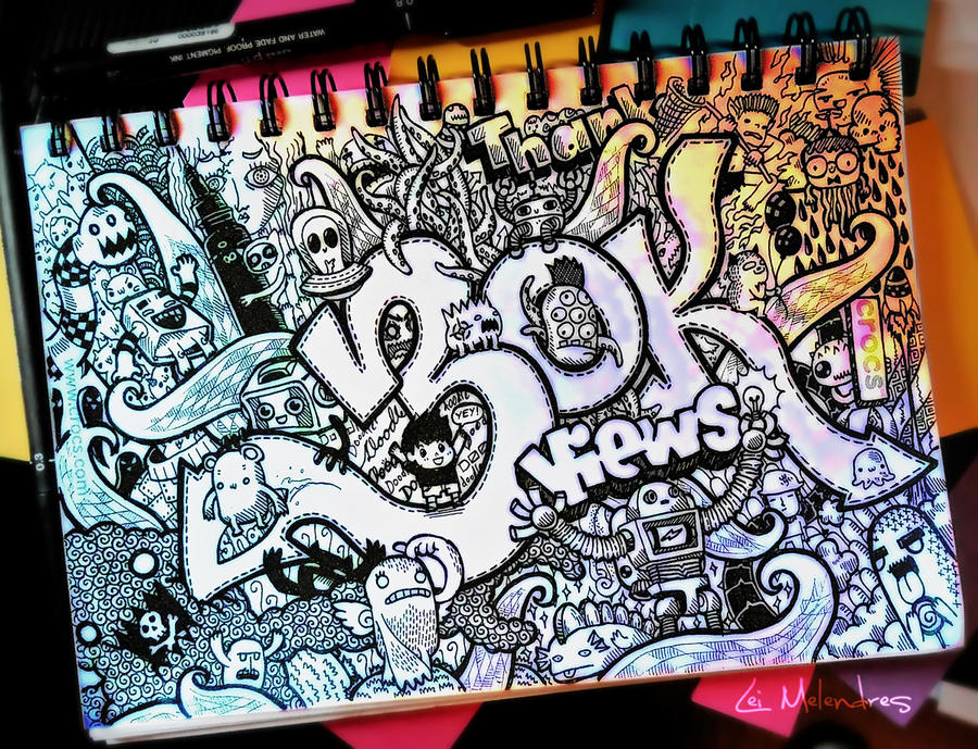 Doodle: Thanks for 30k Views