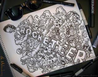 I'm a Rocketeer by LeiMelendres