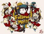 Follow Me Colored Version