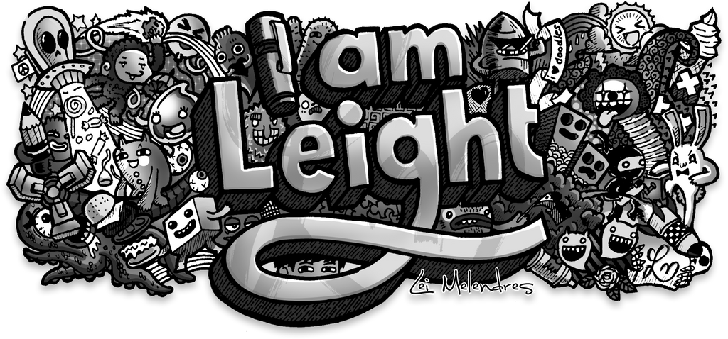 I AM LEIGHT by LeiMelendres