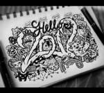 Doodle: Hello 2012