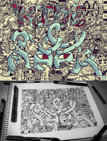 Hidden Doodles: Hide and Seek