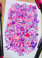 Wacky Coloring by LeiMelendres