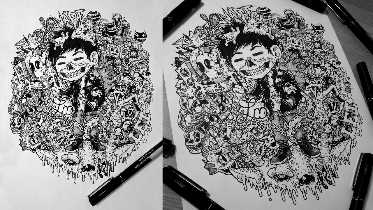 Skully by lei-melendres