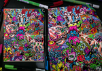 Doodle Mad Clown