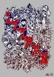 Doodle Art: Letran Invade