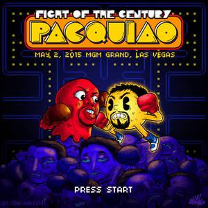 PARODY: Pacman v.s. Mayweather