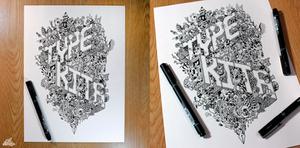 Type Kita Doodle
