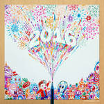 Doodle Happy 2016!