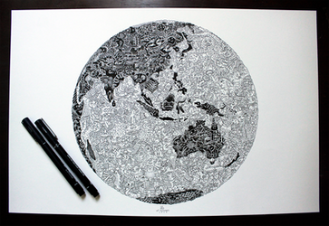 Doodle Earth
