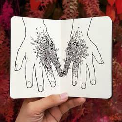 Doodle Art : Touch