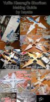 Cosplay: Yuffie's Shuriken by hayatecrawford