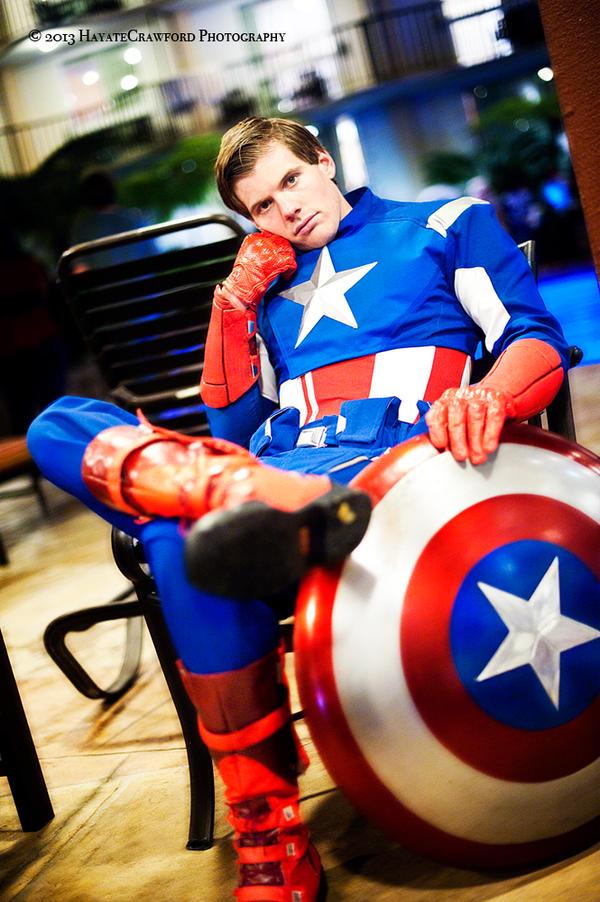 marvel: captain america 1 by hayatecrawford
