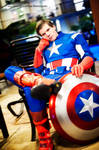 marvel: captain america 1