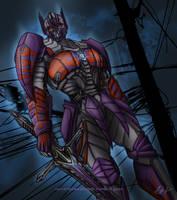 Dark Optimus Prime