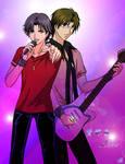 Atobe and Tezuka