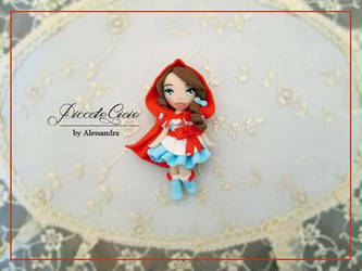 Little Red Riding Hood - Cappuccetto rosso