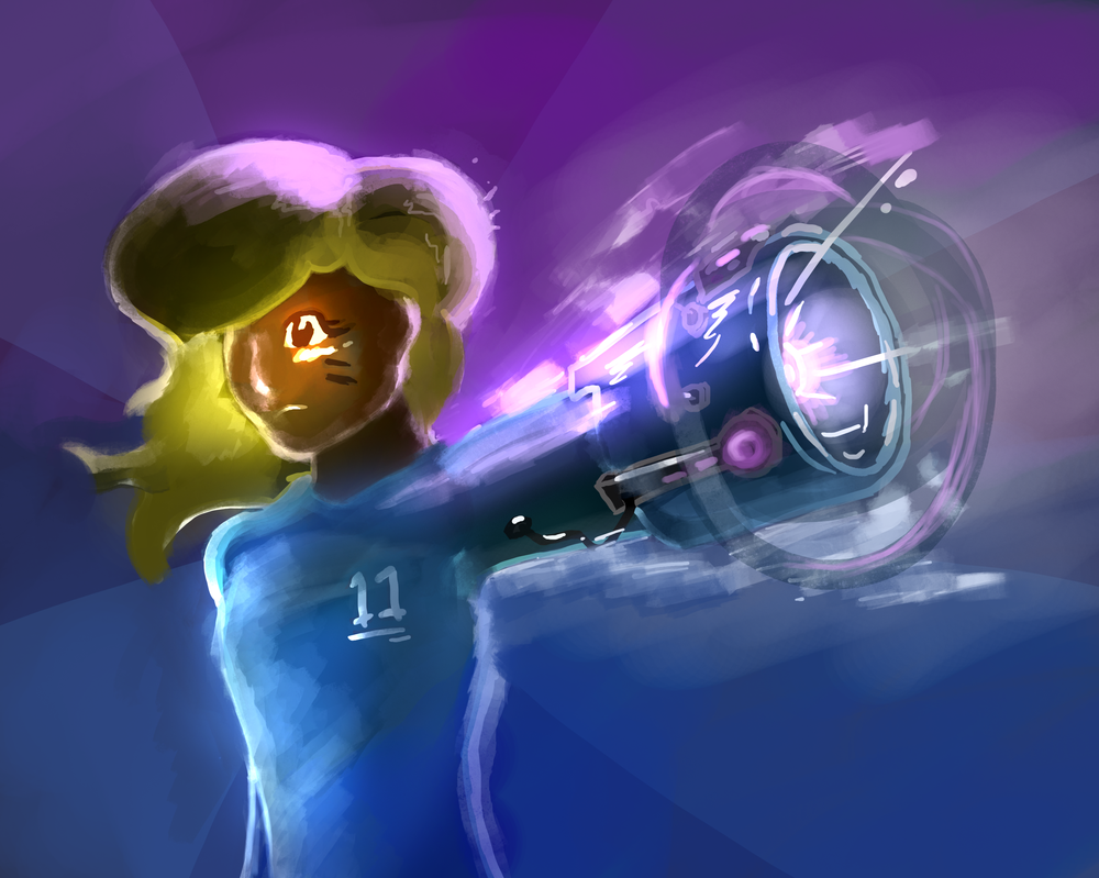 Cannon Painterly by Scruta