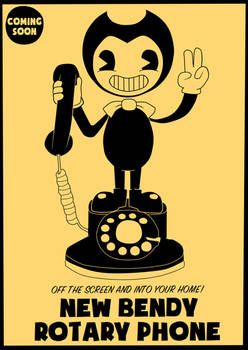 Bendy Rotary Phone (Contest Entry)